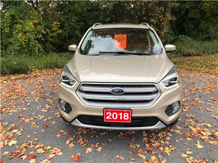 2018 Ford Escape Titanium (Stk: JUB49876) in Morrisburg - Image 1 of 10