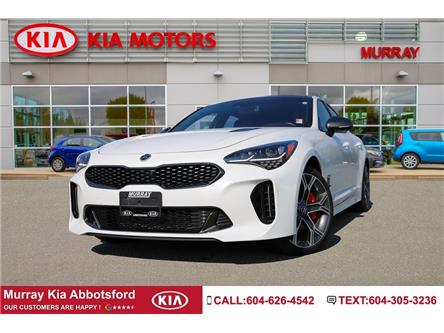 2018 Kia Stinger GT Limited (Stk: M1708) in Abbotsford - Image 1 of 17