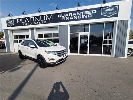 2016 Ford Edge Titanium (Stk: C46449) in Kingston - Image 1 of 15