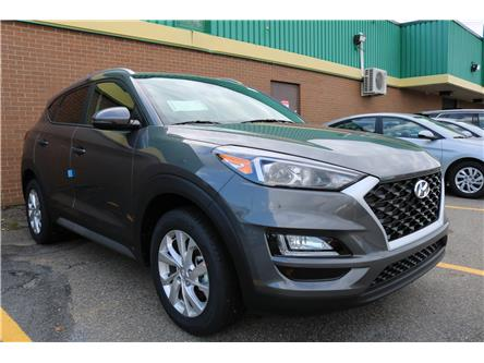 2021 Hyundai Tucson Preferred (Stk: 17062) in Saint John - Image 1 of 3
