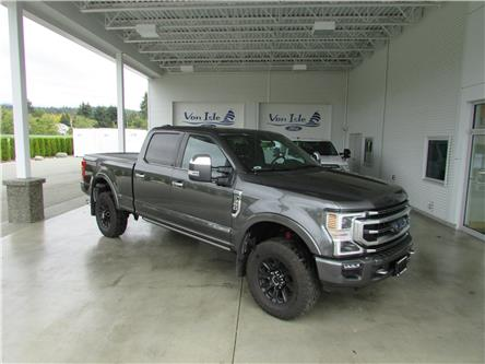 2020 Ford F-350 Platinum (Stk: 20168) in Port Alberni - Image 1 of 18