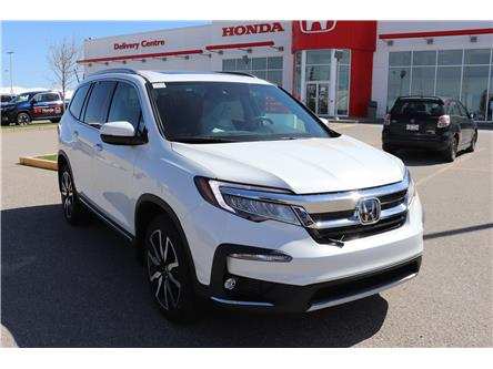 2021 Honda Pilot Touring 7P (Stk: 2210020) in Calgary - Image 1 of 10