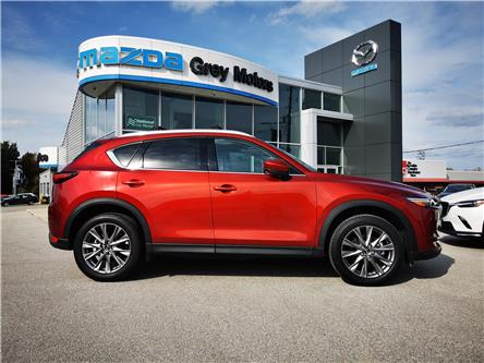 2019 Mazda CX-5 GT w/Turbo (Stk: 03388P) in Owen Sound - Image 1 of 21