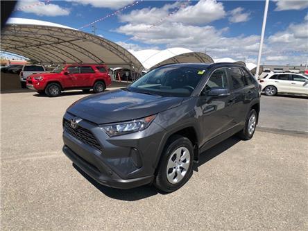 2021 Toyota RAV4 LE (Stk: 210043) in Calgary - Image 1 of 16