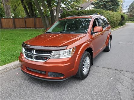 2014 Dodge Journey CVP/SE Plus (Stk: ET134391) in Montréal - Image 1 of 17