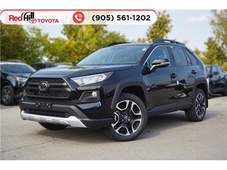 2021 Toyota RAV4 Trail (Stk: 21063) in Hamilton - Image 1 of 21