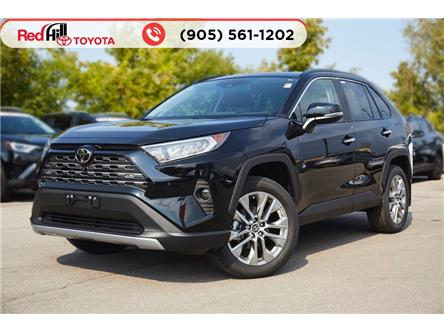 2021 Toyota RAV4 Limited (Stk: 21068) in Hamilton - Image 1 of 21