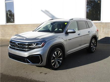 2021 Volkswagen Atlas 3.6 FSI Execline (Stk: 210015) in Regina - Image 1 of 47