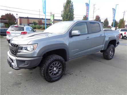 2021 Chevrolet Colorado ZR2 (Stk: T21005) in Campbell River - Image 1 of 20