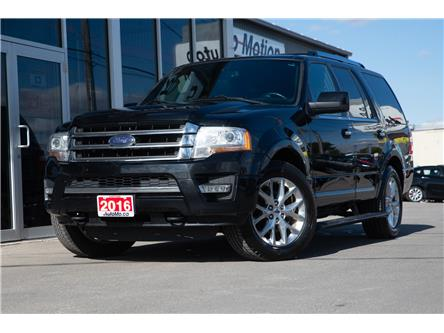 2016 Ford Expedition Limited (Stk: 20881) in Chatham - Image 1 of 28