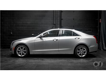2015 Cadillac ATS 2.0L Turbo Luxury (Stk: CT20-587) in Kingston - Image 1 of 40