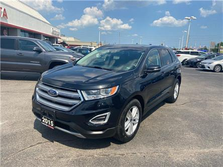 2015 Ford Edge SEL (Stk: 1908881) in Cambridge - Image 1 of 13