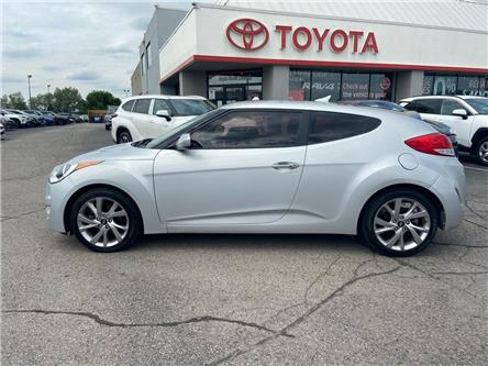 2016 Hyundai Veloster  (Stk: 2006921) in Cambridge - Image 1 of 10