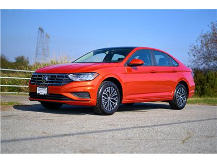 2020 Volkswagen Jetta Highline (Stk: LJ063253) in Vancouver - Image 1 of 22