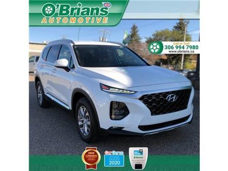 2020 Hyundai Santa Fe Essential 2.4  w/Safety Package (Stk: 13703A) in Saskatoon - Image 1 of 15