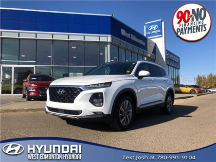 2019 Hyundai Santa Fe  (Stk: 4998A) in Edmonton - Image 1 of 25
