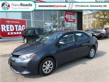 2015 Toyota Corolla CE (Stk: 348052) in Newmarket - Image 1 of 22