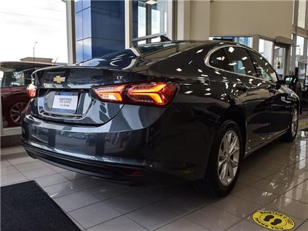 2019 Chevrolet Malibu 1LT | TRUE NORTH | SUNROOF | HEATED SEATS | LOW K (Stk: 133669A) in Milton - Image 1 of 18