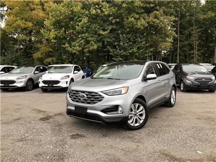 2020 Ford Edge Titanium (Stk: ED20996) in Barrie - Image 1 of 16