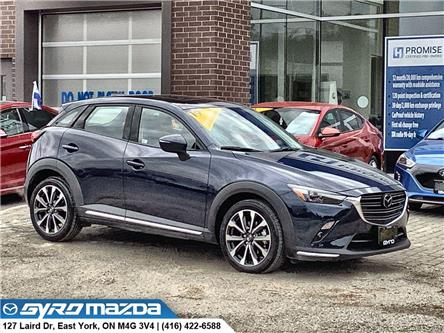 2019 Mazda CX-3 GT (Stk: 30102A) in East York - Image 1 of 30