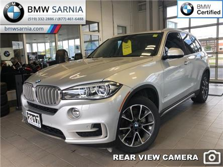 2017 BMW X5 xDrive35i (Stk: XU326) in Sarnia - Image 1 of 19
