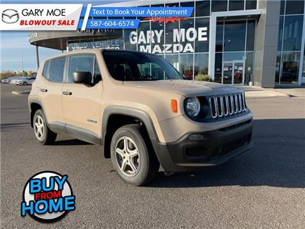 2016 Jeep Renegade Sport (Stk: ML0387) in Lethbridge - Image 1 of 20