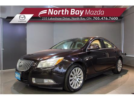2011 Buick Regal CXL (Stk: 20139A) in North Bay - Image 1 of 24