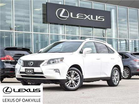 2014 Lexus RX 350 Touring (Stk: UC7982A) in Oakville - Image 1 of 24
