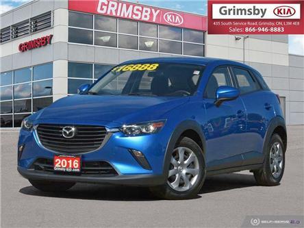 2016 Mazda CX-3  (Stk: U1870) in Grimsby - Image 1 of 25