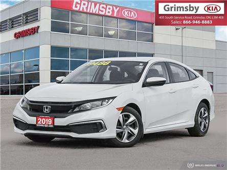 2019 Honda Civic LX (Stk: U1860) in Grimsby - Image 1 of 23