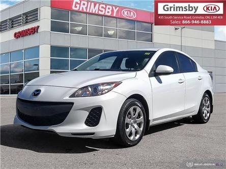 2012 Mazda Mazda3 GX (Stk: N3932A) in Grimsby - Image 1 of 21