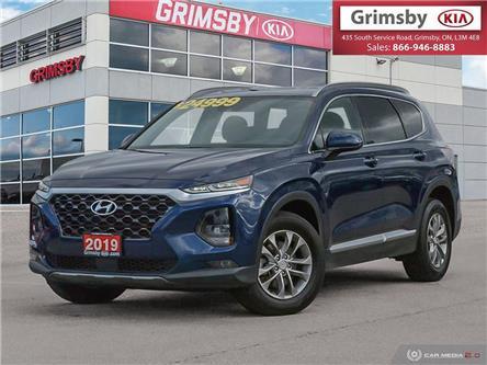 2019 Hyundai Santa Fe  (Stk: U1845) in Grimsby - Image 1 of 25