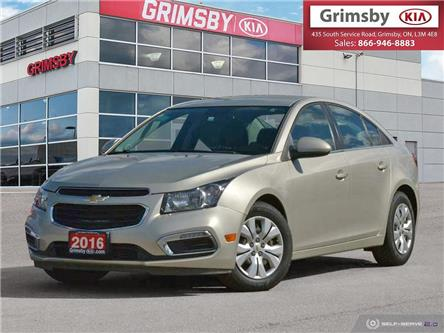 2016 Chevrolet Cruze Limited 1LT (Stk: U1871) in Grimsby - Image 1 of 25