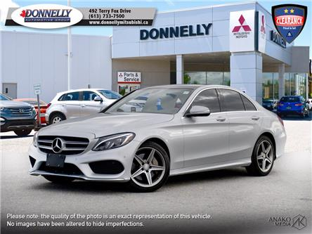 2015 Mercedes-Benz C-Class Base (Stk: MU1048) in Kanata - Image 1 of 27