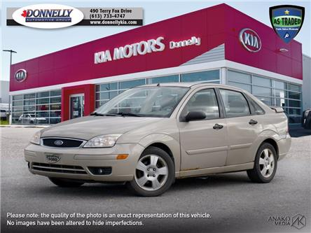 2007 Ford Focus  (Stk: KT549DTA) in Kanata - Image 1 of 24