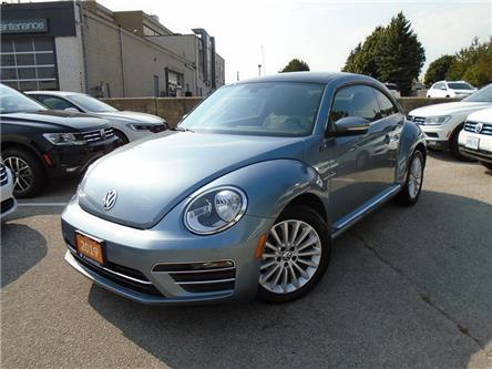 2019 Volkswagen Beetle Wolfsburg Edition (Stk: P7575) in Toronto - Image 1 of 21