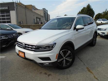 2019 Volkswagen Tiguan Highline (Stk: P7581) in Toronto - Image 1 of 21