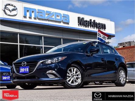2015 Mazda Mazda3 Sport GS (Stk: N200205A) in Markham - Image 1 of 26