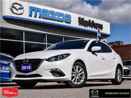 2016 Mazda Mazda3 GS (Stk: P2012) in Markham - Image 1 of 25