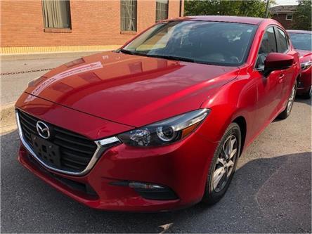2018 Mazda Mazda3 Sport GS (Stk: P3025) in Toronto - Image 1 of 20