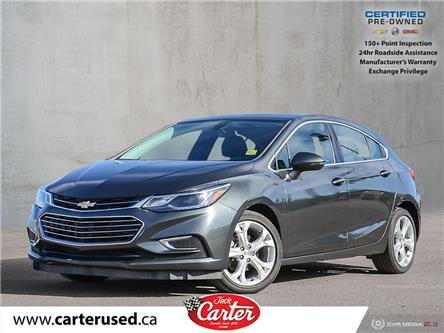 2017 Chevrolet Cruze Hatch Premier Auto (Stk: 19245L) in Calgary - Image 1 of 27