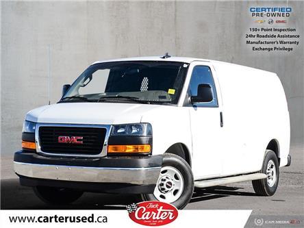 2019 GMC Savana 2500 Work Van (Stk: 81864L) in Calgary - Image 1 of 27
