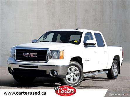 2011 GMC Sierra 1500 SLT (Stk: 95744L) in Calgary - Image 1 of 27