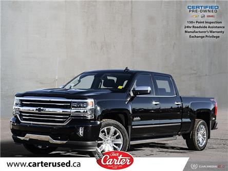 2018 Chevrolet Silverado 1500 High Country (Stk: 59113L) in Calgary - Image 1 of 27