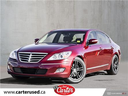 2011 Hyundai Genesis 4.6 Technology (Stk: 25226L) in Calgary - Image 1 of 27