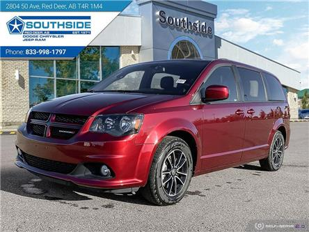 2019 Dodge Grand Caravan GT (Stk: A14613A) in Red Deer - Image 1 of 25