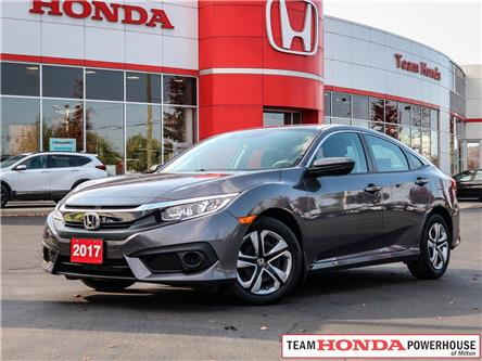2017 Honda Civic LX (Stk: 3685) in Milton - Image 1 of 30