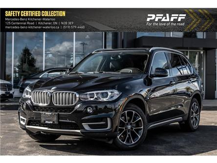 2016 BMW X5 xDrive35i (Stk: K4157) in Kitchener - Image 1 of 21