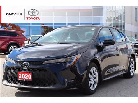 2020 Toyota Corolla LE (Stk: P5234) in Oakville - Image 1 of 10