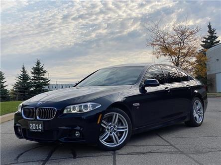 2014 BMW 535d xDrive (Stk: B20158T3) in Barrie - Image 1 of 19